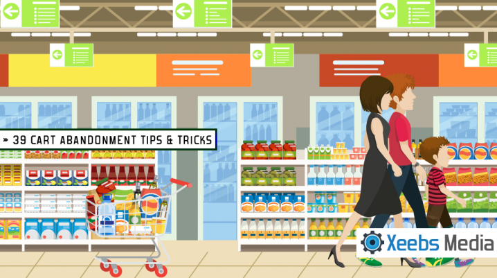 39 Cart Abandonment Tips & Tricks